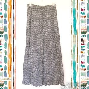 NWOT Old Navy Cotton Maxi Skirt